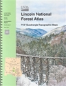 Picture of New Mexico - Lincoln National Forest Atlas