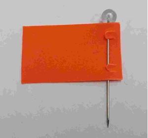 Picture of Orange Flag