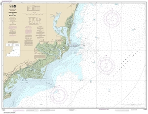 Picture of 11531 - Winyah Bay To Bulls Bay Nautical Chart
