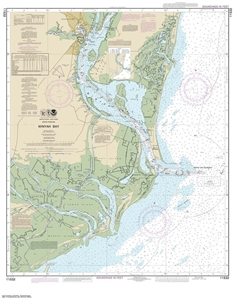 Picture of 11532 - Winyah Bay Nautical Chart