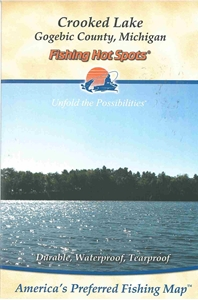 Picture of Crooked Lake (Gogebic Co.)