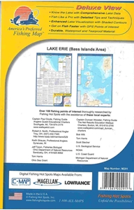Picture of Lake Erie (Bass Islands Area)