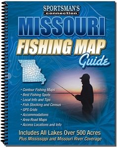 Picture of Missouri Fishing Map Guide