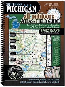 Picture of Michigan (Southern) All-Outdoors Atlas & Field Guide
