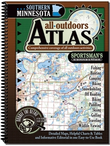 Picture of Minnesota (Southern) All-Outdoors Atlas