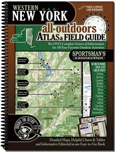 Picture of New York (Western) All-Outdoors Atlas & Field Guide