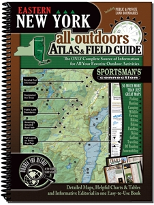 Picture of New York (Eastern) All-Outdoors Atlas & Field Guide