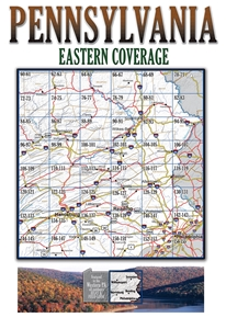 Picture of Pennsylvania (Eastern) All-Outdoors Atlas & Field Guide