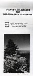 Picture of Oregon - Mount Hood NF - Columbia & Badger Creek Wilderness