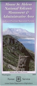 Picture of Washington - Mount St. Helens National Volcanic Monument