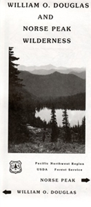 Picture of Washington - Gifford-Pinchot National Forest - William O. Douglas & Norse Peak Wilderness
