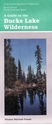 Picture of California (Northern) - Plumas National Forest Map - Bucks Lake Wilderness