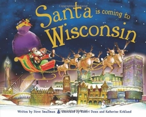 Picture of Santa is Coming to Wisconsin
