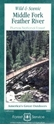 Picture of California (Northern) - Plumas National Forest Map - Middle Fork Feather River