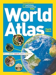 Picture of National Geographic Kids World Atlas