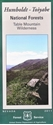 Picture of Nevada - Humboldt-Toiyabe National Forest - Table Mountain Wilderness