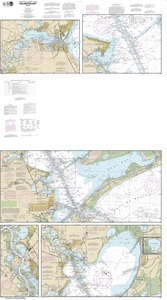 Picture of 11326 - Galveston Bay Nautical Chart