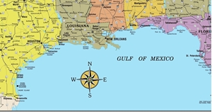 Picture for category Gulf Coast Charts