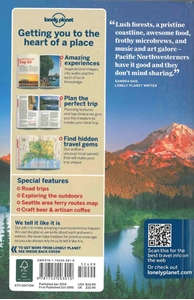 Picture of Lonely Planet Oregon, Washington & The Pacific Northwest Travel Guide