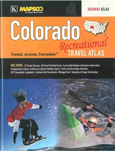 Picture of Colorado Recreational Travel Atlas