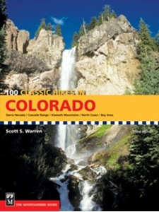 Picture of 100 Classic Hikes in Colorado