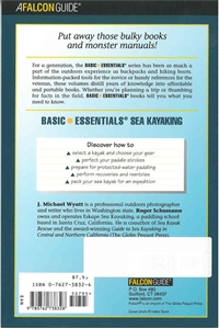 Picture of Basic Essentials Sea Kayaking