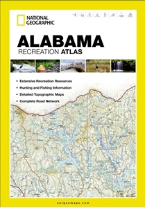 Picture of Alabama Recreation Atlas