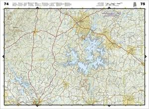 Picture of Alabama Recreation Atlas