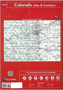 Picture of Colorado Atlas & Gazetteer