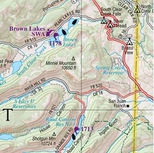 Picture of Colorado Atlas & Gazetteer