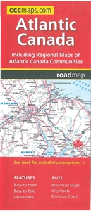 Picture of CCCMaps - Atlantic Canada