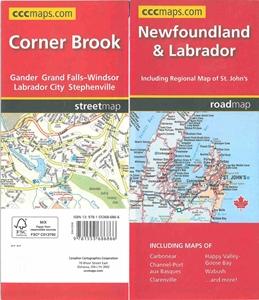 Picture of CCCMaps - Newfoundland & Labrador