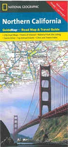 Picture of Northern California Guide Map