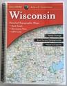 Picture of Wisconsin Atlas & Gazetteer (Laminated)