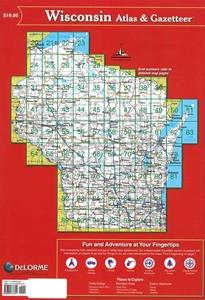 Picture of Wisconsin Atlas & Gazetteer