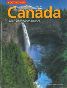 Picture of Canada Road Atlas 2016