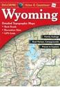 Picture of Wyoming Atlas & Gazetteer (Paperback)
