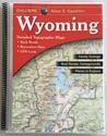 Picture of Wyoming Atlas & Gazetteer (Laminated)