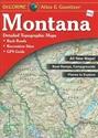 Picture of Montana Atlas & Gazetteer (Paperback)