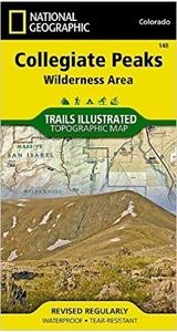 Picture of Collegiate Peaks Wilderness Area