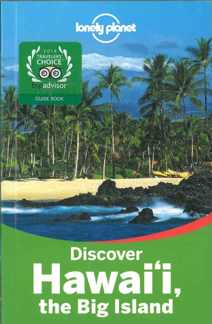 TheMapStore | Lonely Planet Discover Hawaii, the Big Island
