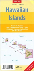 Picture of Nelles Map Hawaiian Islands
