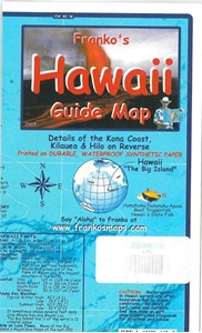 Picture of Franko's Hawaii Guide Map