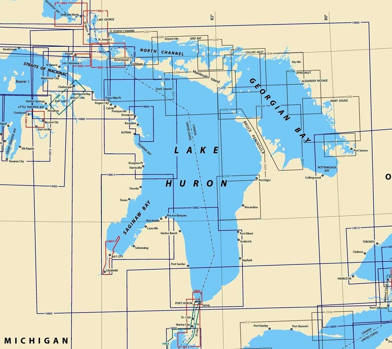 how to read a nautical chart pdf