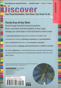 Picture of Florida Keys & Key West (Insider's Guide)