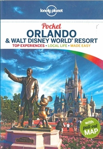 Picture of Lonely Planet Pocket Orlando & Walt Disney World Resort Travel Guide