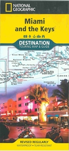 Picture of Miami and the Keys Destination Touring Map & Guide