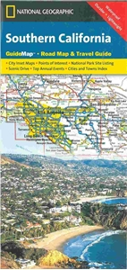Picture of Southern California Guide Map