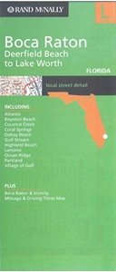 Picture of Boca Raton, FL street map