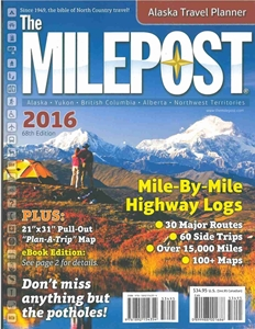 Picture of The Milepost: Alaska Travel Planner (2016 Edition)